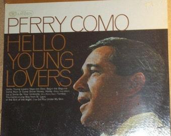 Perry Como Hello Young Lovers Sealed Vinyl Pop Record Album