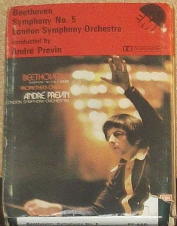5 Andre Previn Classical 8 Track Tape