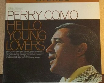 Perry Como Hello Young Lovers Sealed Vinyl Easy Listening Record Album