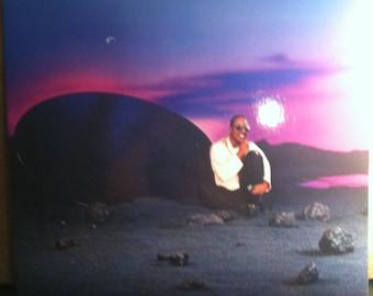 Stevie Wonder In Square Circle Vinyl Soul Record Album