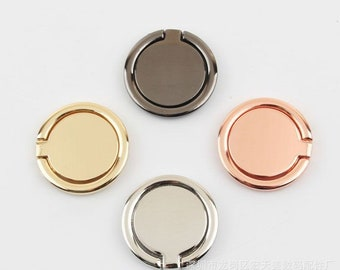 b613a806a5a Circle iPhone Ring Stand Ring Stand - Samsung S8 Ring Holder - iPhone Ring  Case - iPhone Ring Case