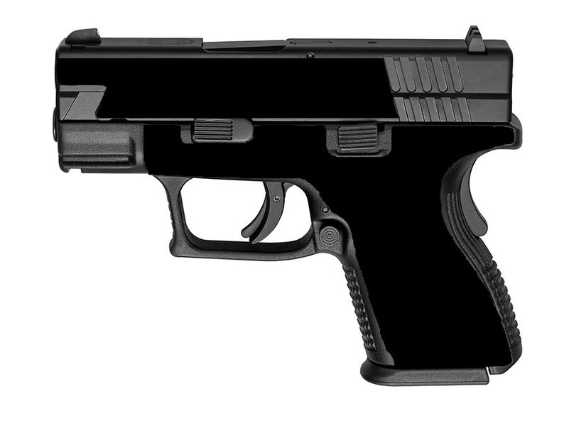Custom Gun Wrap for Springfield XD 9mm and 40 Sub Compact