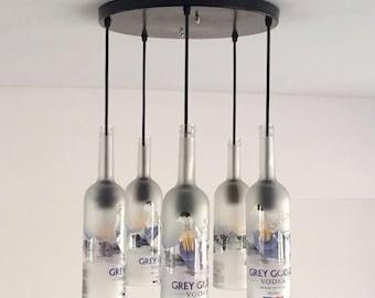 Kronleuchter Industrial ~ Image kronleuchter aus flaschen selber bauen ballantines finest