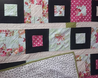Custom Crib Size quilt