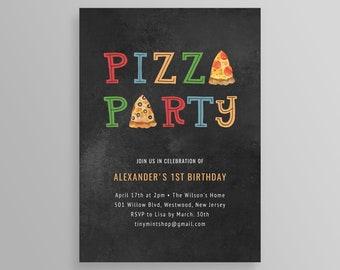 woodland baby birthday invitation template printable animal etsy