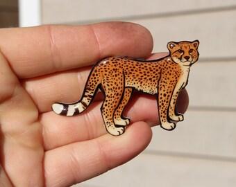 29bd6a32a9f3b Big cat magnets | Etsy