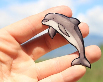 2819 Dolphin Magnets Free Shipping Magnetslady,pq Dolphin Refrigerator Magnets 2 Pieces Porpoise Magnet