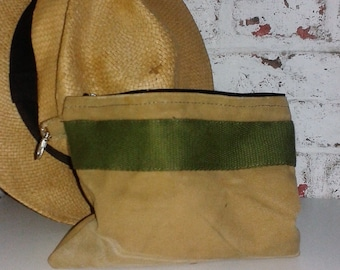 bag military US attached to the travel bag or purse from the shop