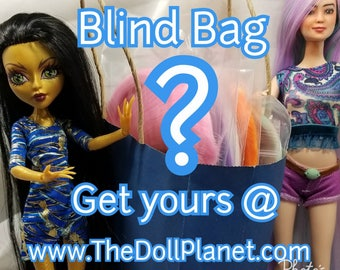BLIND BAG ? Special ? Anything from The Doll Planet Might Be Inside ? Grab Yours Now ?