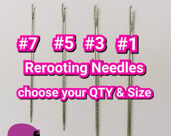 Rerooting Needles