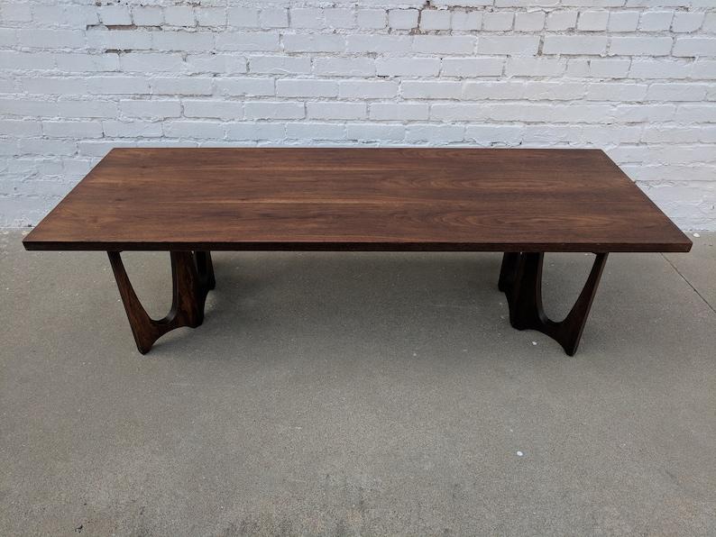 Fantastic Mid Century Modern Broyhill Brasilia Coffee Table Uwap Interior Chair Design Uwaporg
