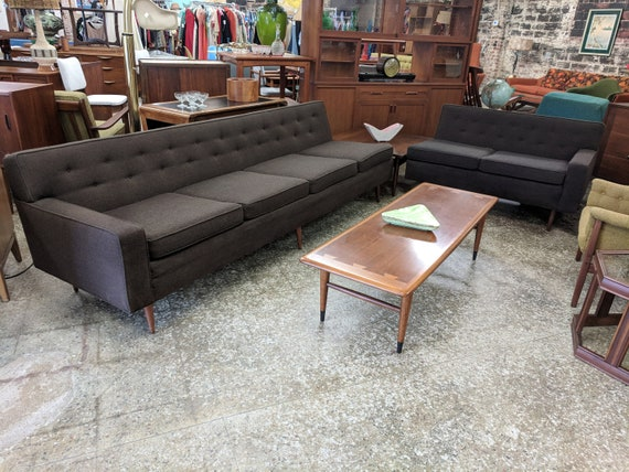Mid Century Modern Milo Baughman for Thayer Coggin Sectional