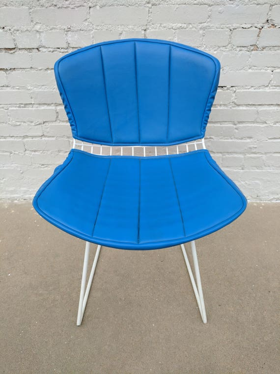 Mid Century Modern Bertoia Wire Chair for Knoll