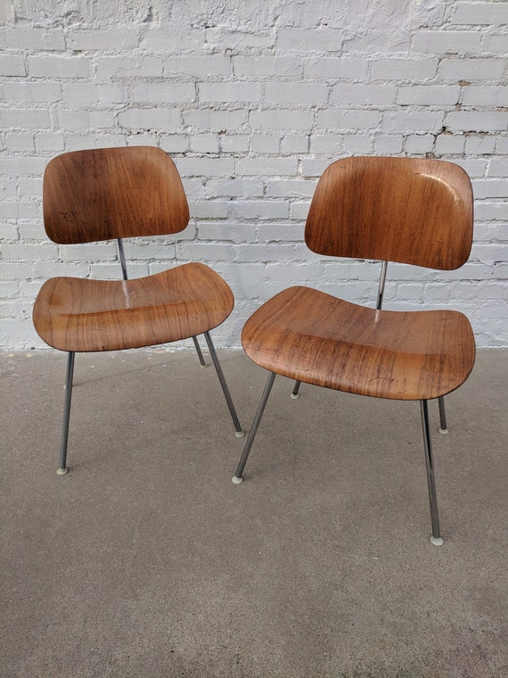 Mid Century Modern Herman Miller DCM Chair
