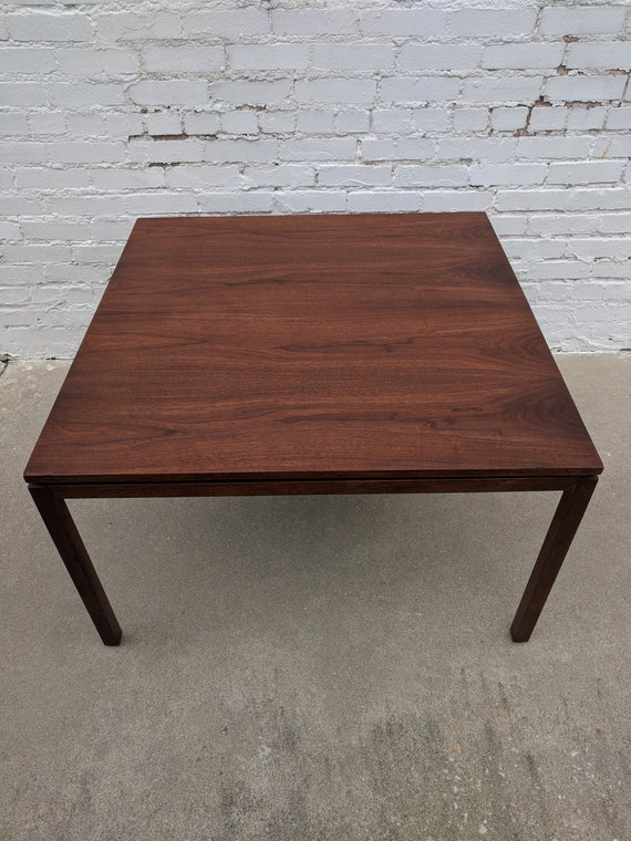Mid Century Modern Jens Risom Larger Side Table