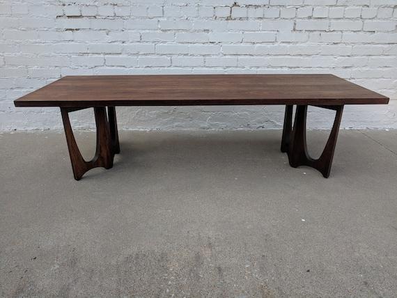 Remarkable Mid Century Modern Broyhill Brasilia Coffee Table Uwap Interior Chair Design Uwaporg
