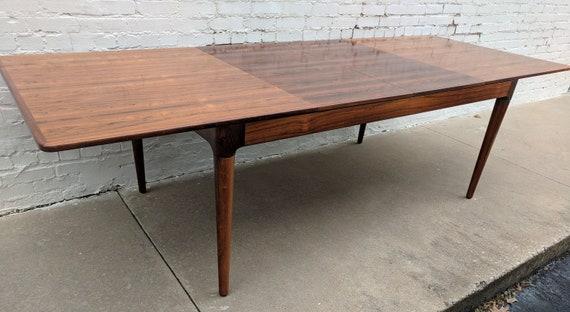 Mid Century Modern Mogens Kold Rosewood Dining Table