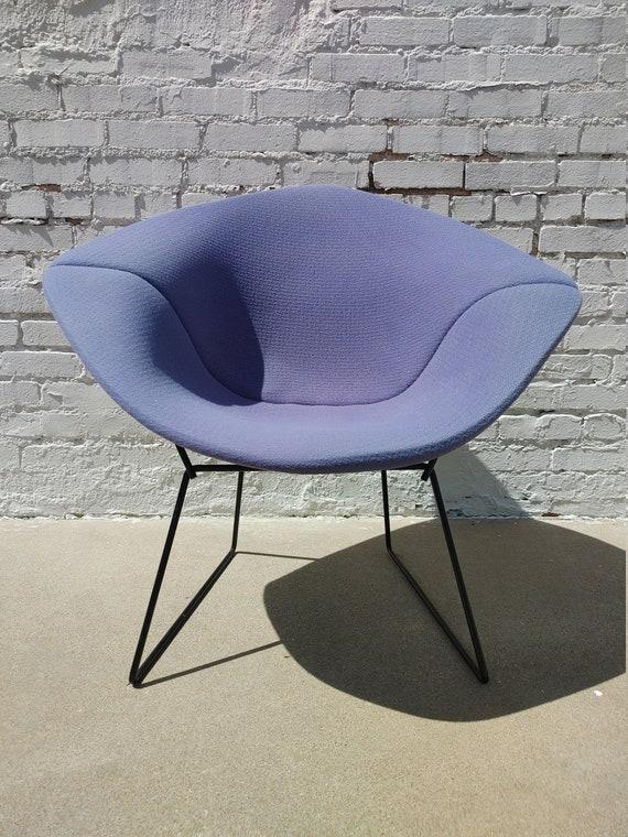 Mid Century Modern Knoll Bertoia Diamond Chair