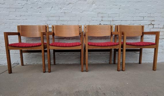 Mid Century Modern Harvey Probber Bentwood Chairs