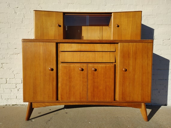Mid Century Modern English Buffet