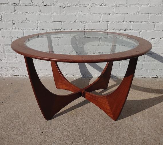 Mid Century Modern G Plan Teak Coffee Table