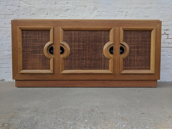 Mid Century Modern Buffet Attributed to Paul Laszio