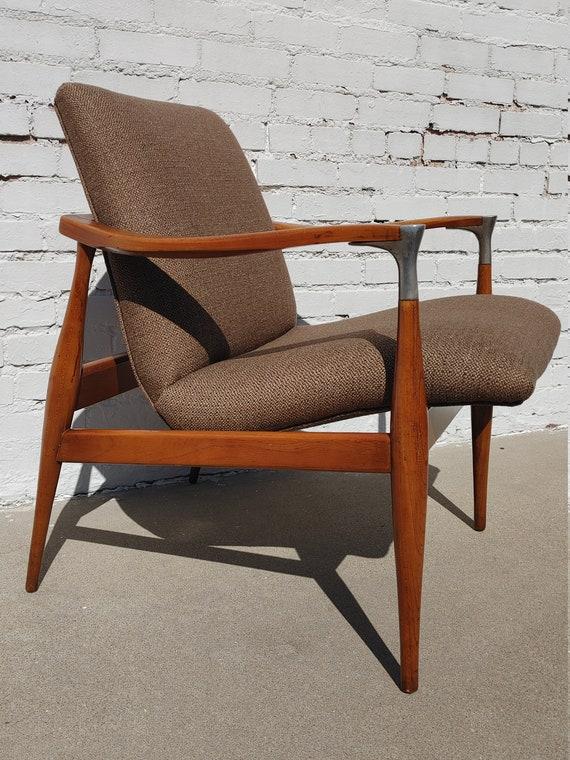 Mid Century Modern VanSciver Side Chair