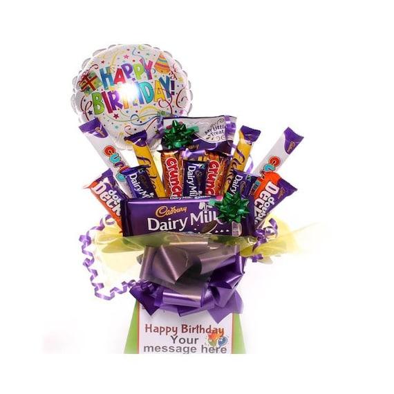 Happy Birthday Chocolate Bouquet Bouquets