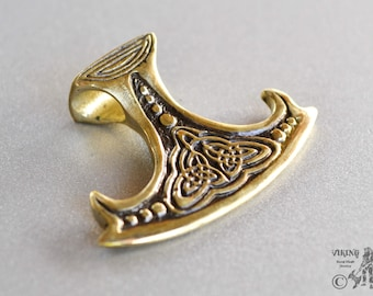 Thor/'s hummer brass clasp charm brass supply for bracelet clasp for paracord bracelet edc accessories pendant