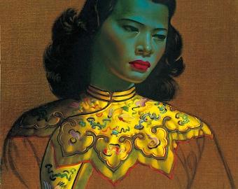 Vladimir Tretchikoff Chinese Girl