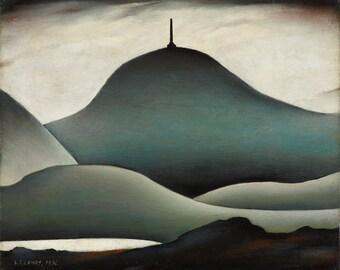 L S Lowry A Landmark, 1936