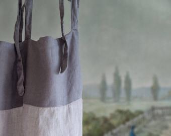 Linen Curtain, Grey Linen Window Panel, Grey Sheer Curtains, Window Curtain Panel, Canopy Bed Curtains, Linen Cafe Curtains,