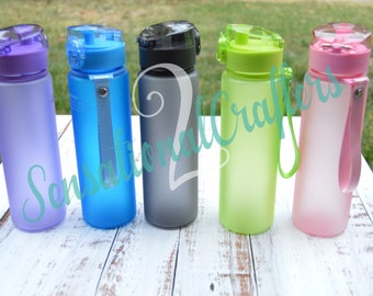 Silicon Water Bottles