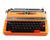 Retro Orange Brother 650T...
