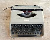 Mid Mod Typewriter. Under...