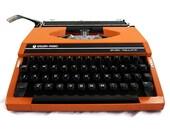 Bright Orange Silver-Reed...