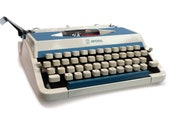 Retro Imperial Typewriter...