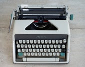Olympia Typewriter, Solid...
