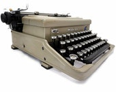 Rare Everest Typewriter. ...