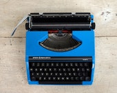 Royal Blue Typewriter, Sp...