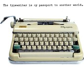 Classic Olympia Typewrite...