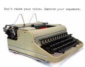 Classic Olympia Typewrite...