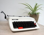 Hermes Typewriter from 19...