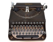 Antique Typewriter, Worki...