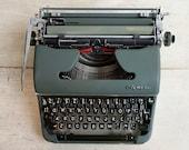 Olympia SM4 Typewriter, O...
