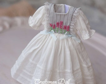 Blythe clothes Blythe dress/Licca clothes Licca dress/Azone clothes Azone dress/OB24/craftsmandoll