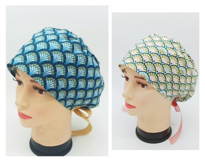 Scrub cap euro scrub cap surgical scrub hats
