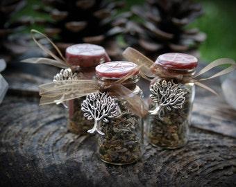 Grounding Spell/Witch Bottle