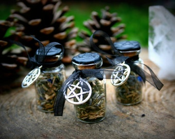 Protection Spell/Witch Bottle