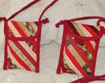 Handbag-wallet-mobile case, glasses, keys